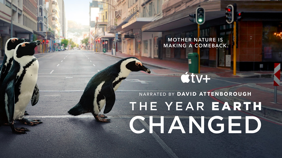 Le nouveau documentaire « The Year Earth Changed ».