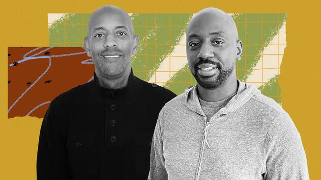Cedric J. Rogers y Shaun Newsum, cofundadores de Culture Genesis.