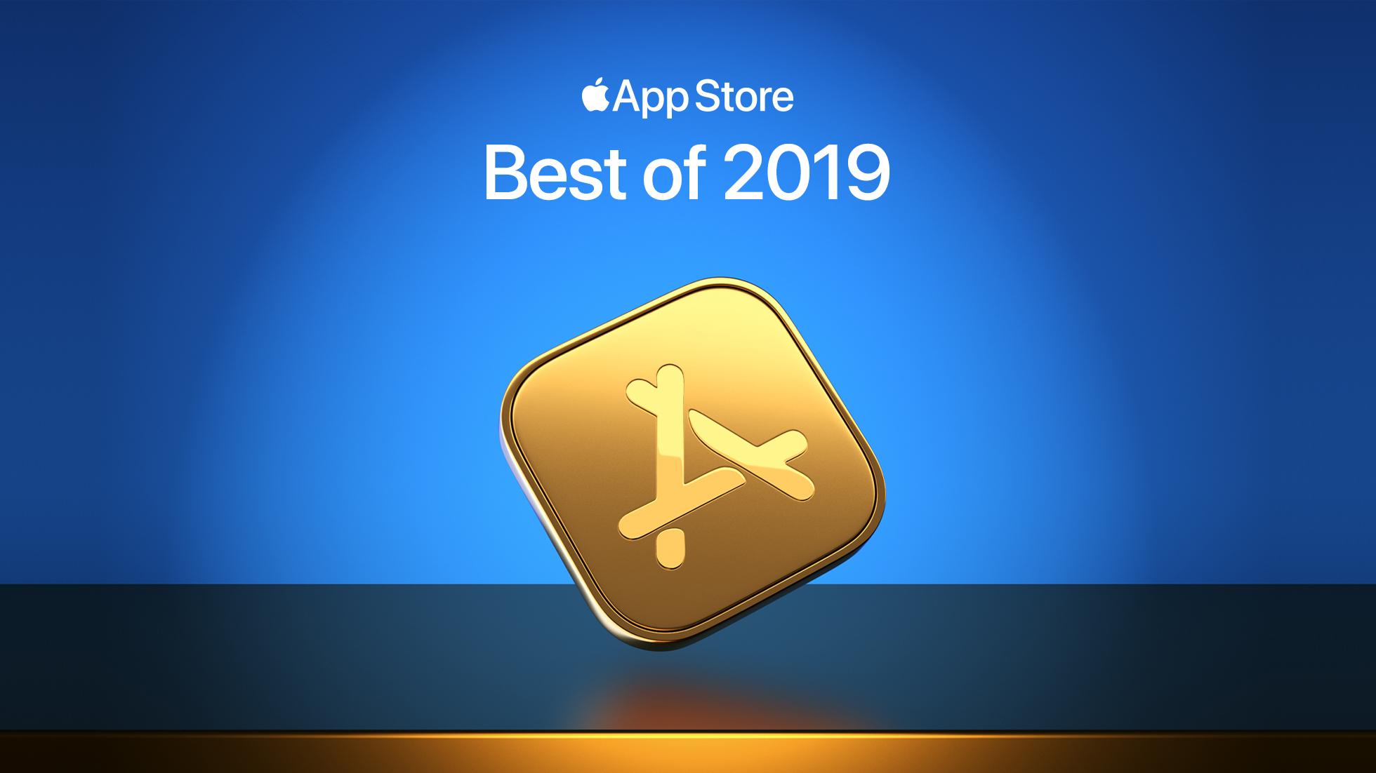 Apple feiert die besten Apps und Spiele des Jahres 2019