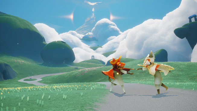 "Screenshot from ""Sky: Children of the Light."""