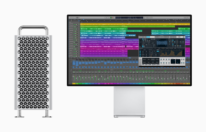 The new Mac Pro and Pro Display XDR