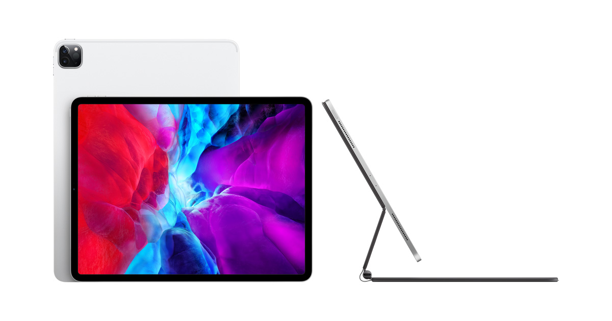 Apple Unveils New Ipad Pro With Lidar Scanner And Trackpad Support In Ipados Apple In