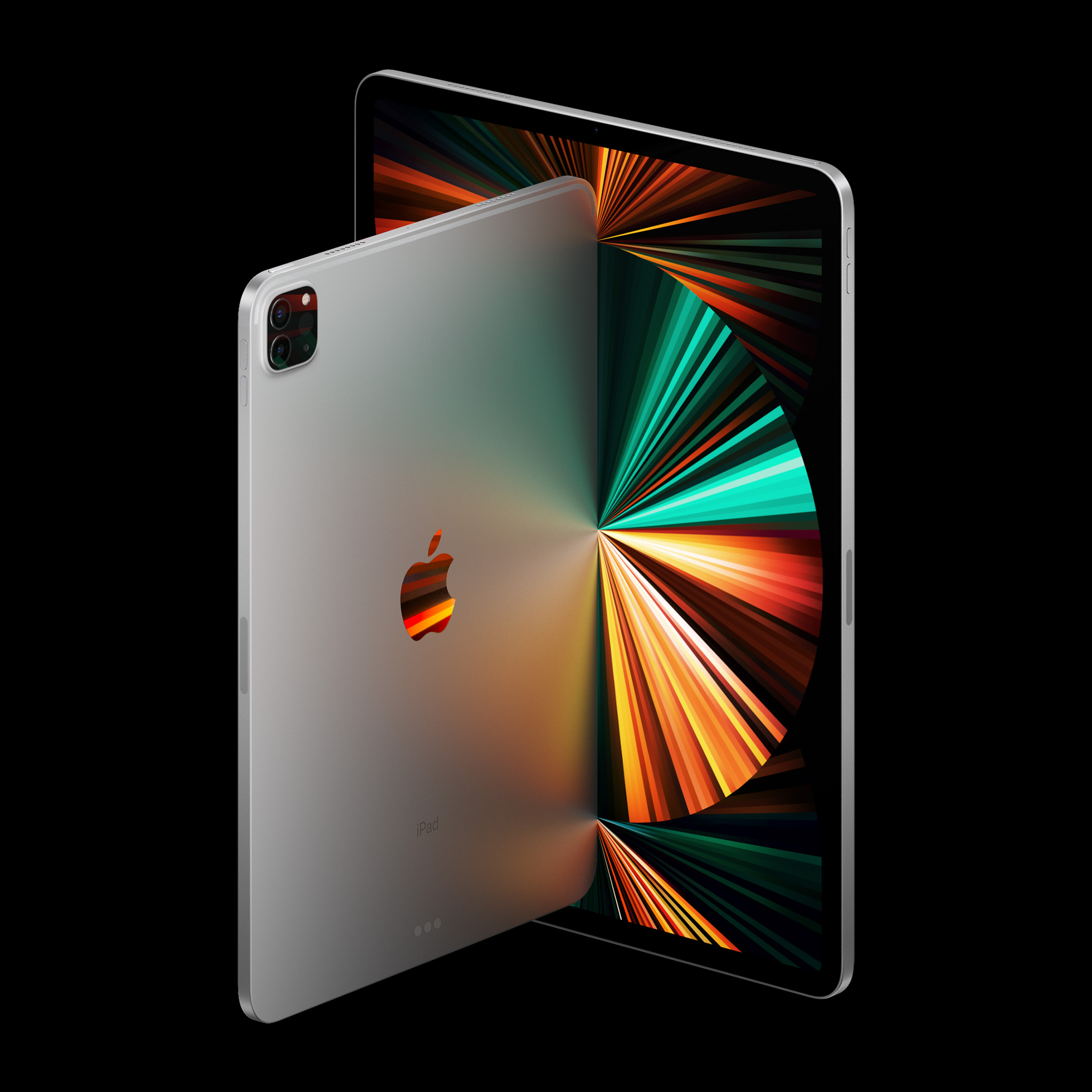 iPad Pro 12.9inches powered by the M1 chip.