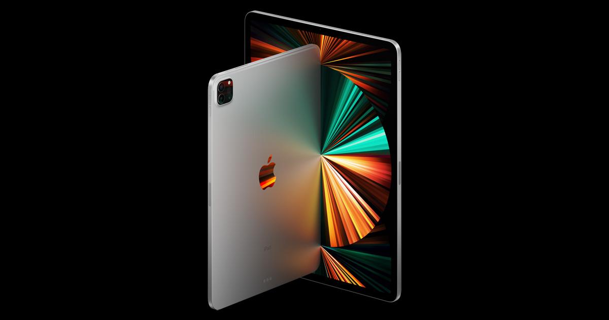Apple stellt neues iPad Pro mit M1 Chip und atemberaubendem Liquid Retina XDR Display vor
