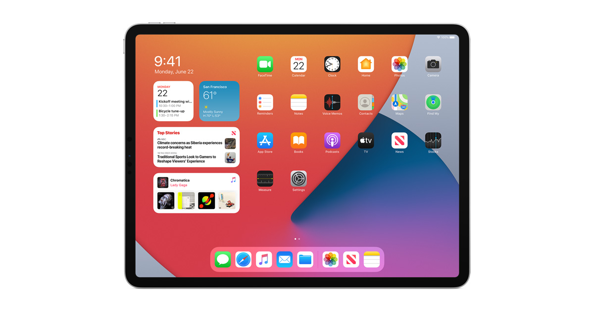 Ipados 14 Introduces New Features Designed Specifically For Ipad Apple