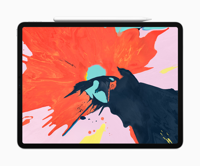 The new iPad Pro.