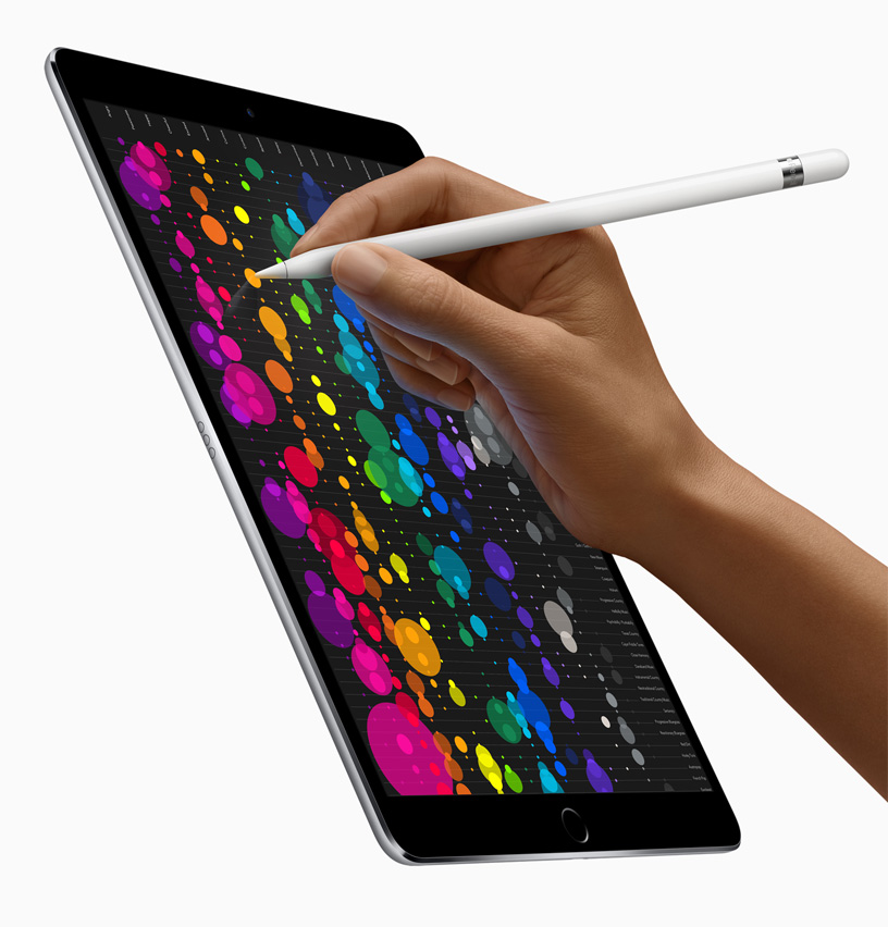 iPad Pro, in 10.5-inch and 12.9-inch models, introduces ...