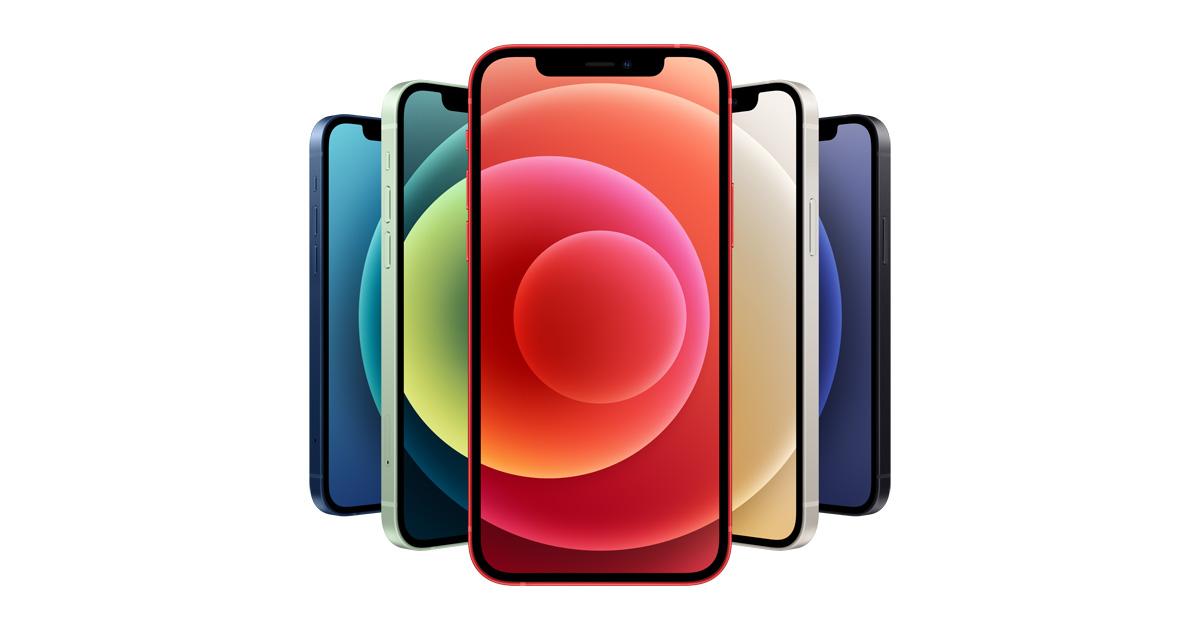 Apple presenta iPhone 12 e iPhone 12 mini: Una nuova era per ...
