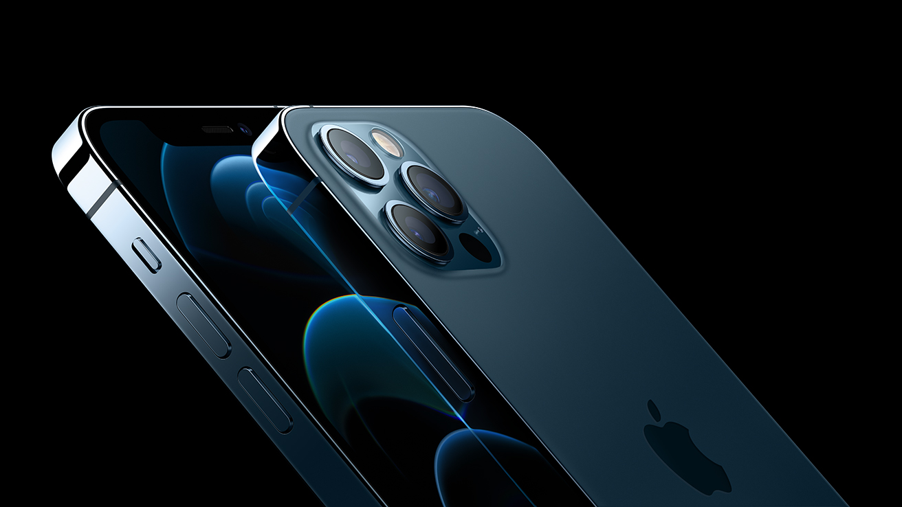 Apple introduces iPhone 12 Pro and iPhone 12 Pro Max with 5G - Apple