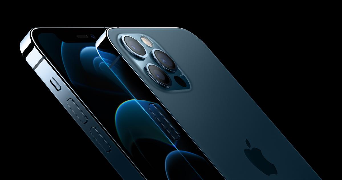 Apple تعلن عن Iphone 12 Pro وiphone 12 Pro Max مع 5g Apple Ae