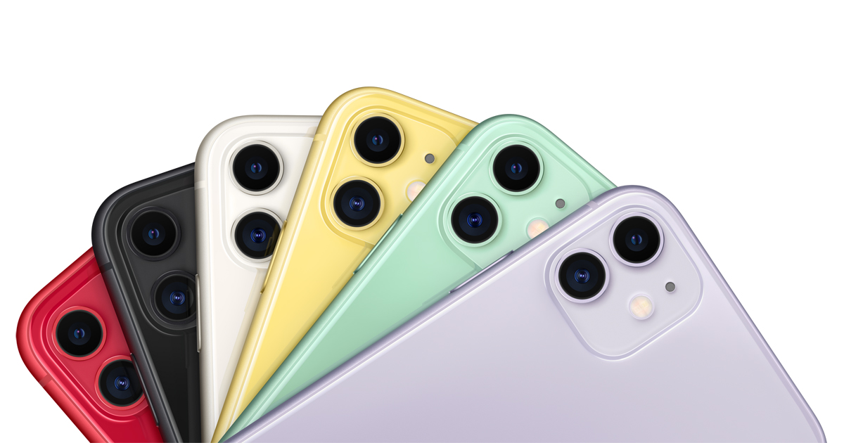 photo of Apple introduces dual camera iPhone 11 image