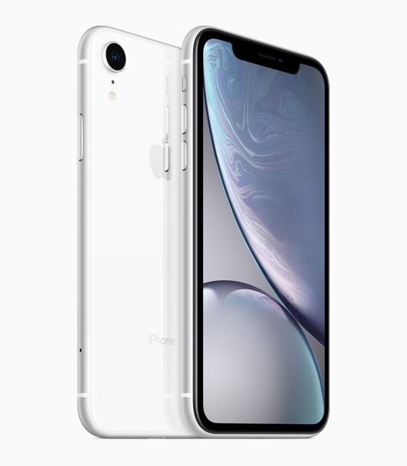 AppleIntroducesIphoneXrApple