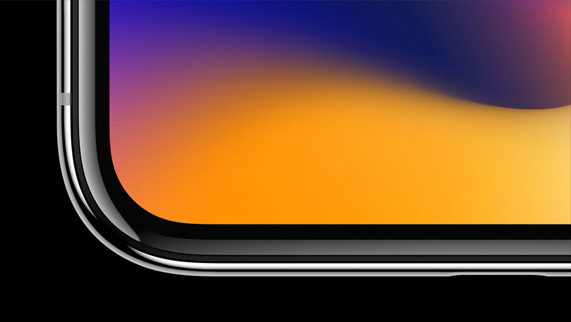 The future is here: iPhone X - Apple