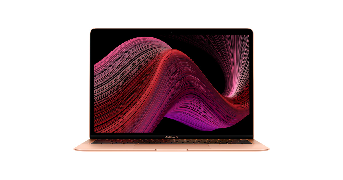 New MacBook Air has more to love and is now just $999 - Apple Newsroom 3