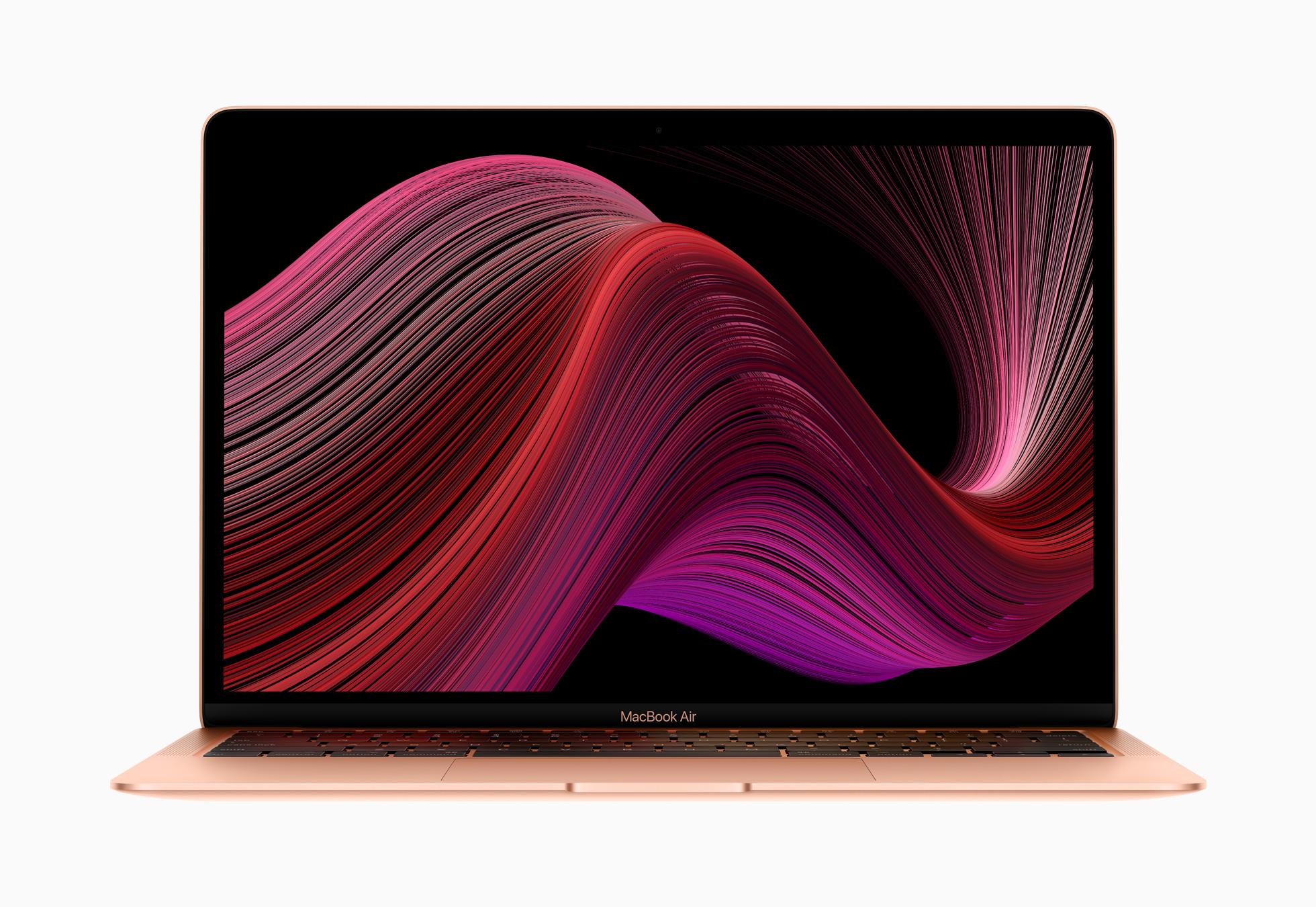 Apple - iPad Pro, Magic Keyboard, Macbook Air Release