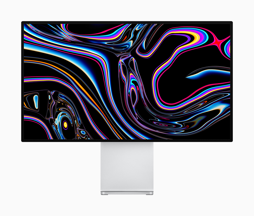 Pro Display XDR con resolución Retina 6K.