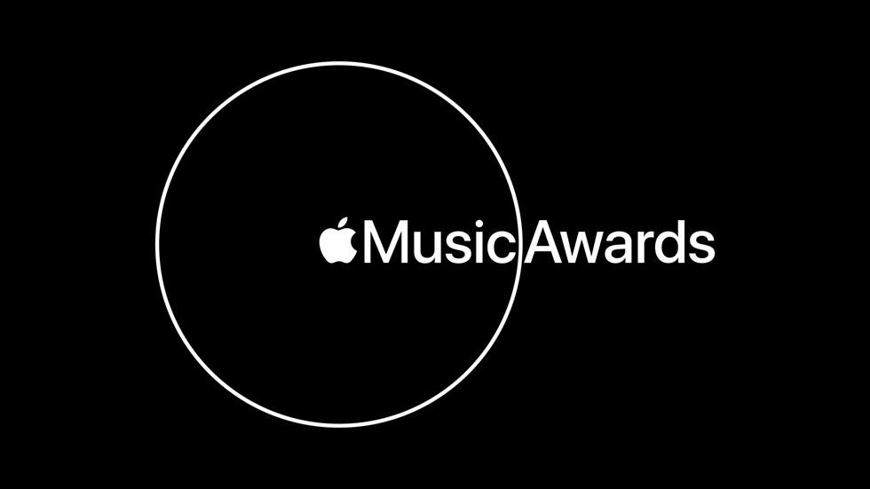 제2회 Apple Music Awards의 로고.