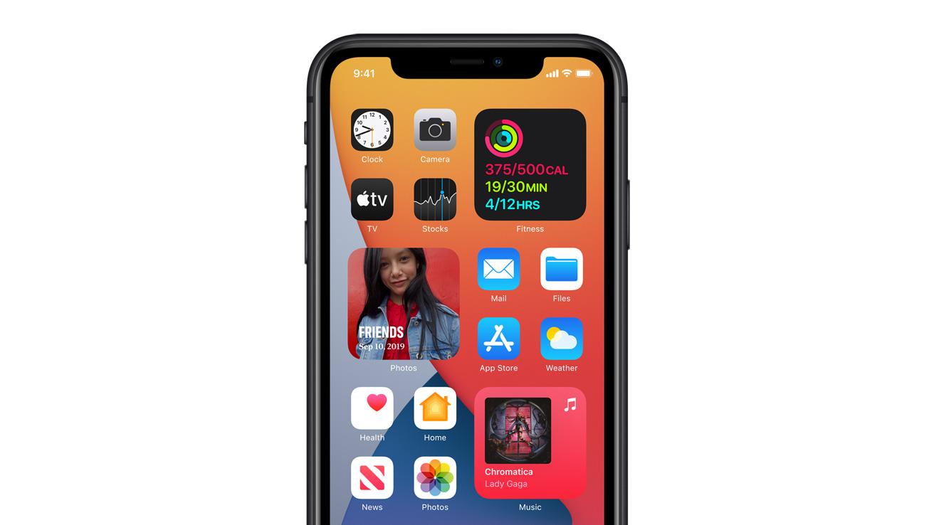 アップデート iphone ios14