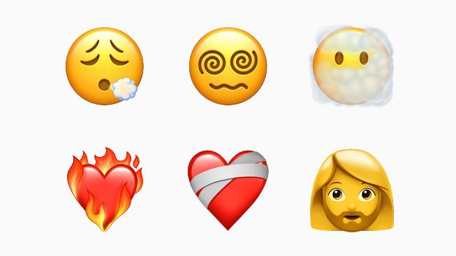 Nuevo emoji en iOS 14.5.