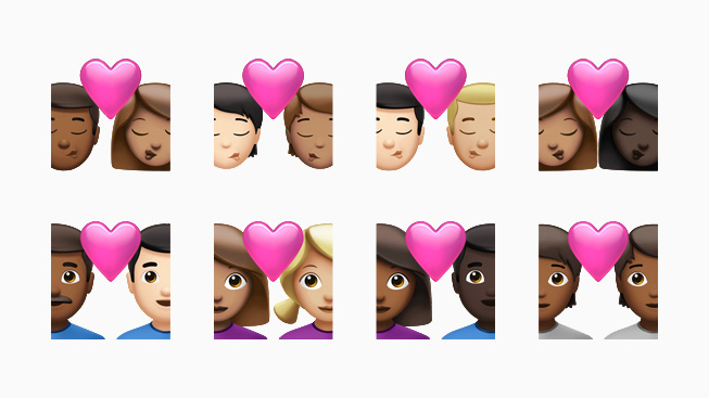 Couples emoji