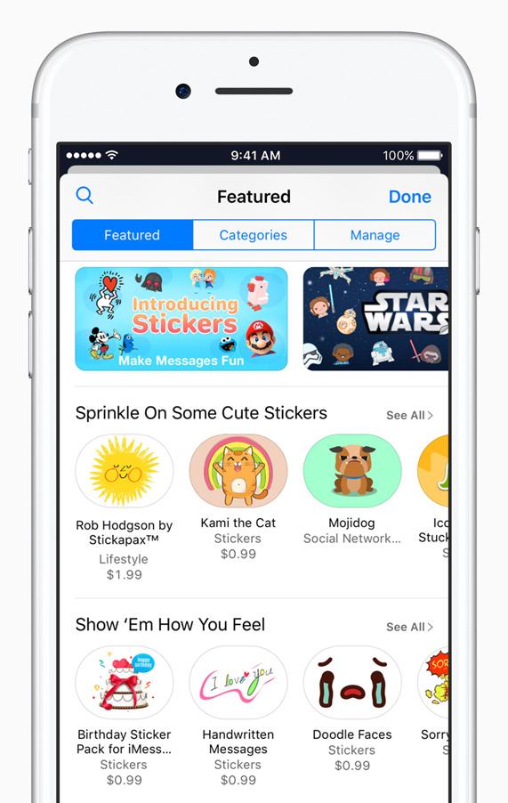 Messenger Plus Stickers