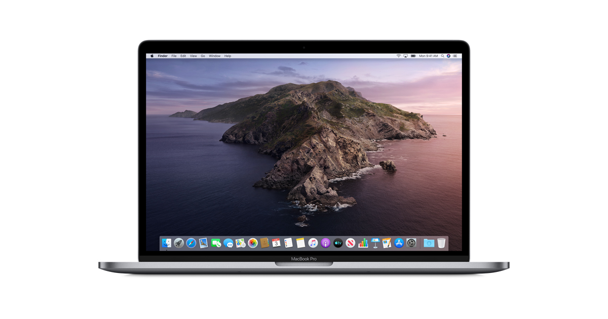 photo of macOS Catalina is available today image