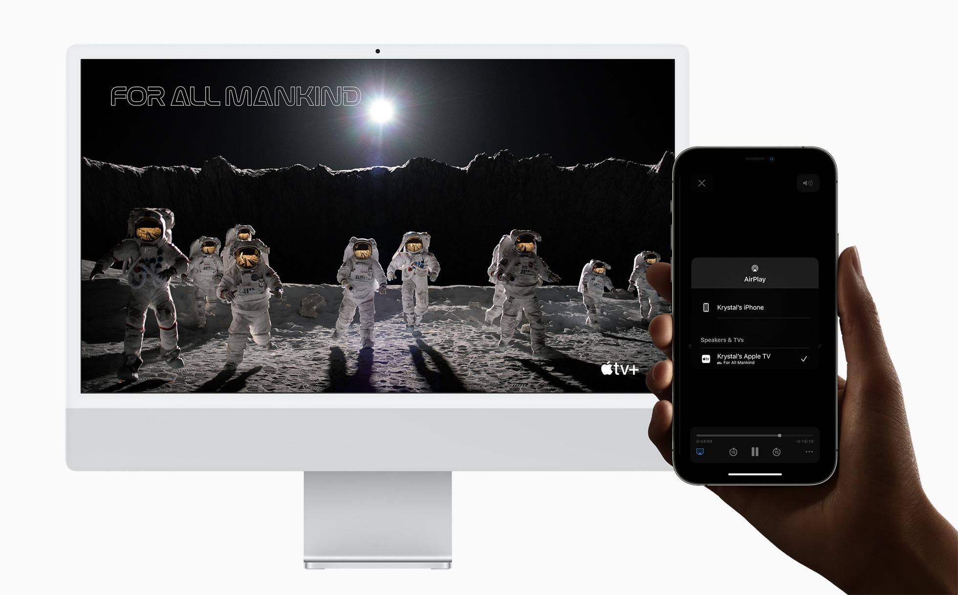 AirPlay to Mac