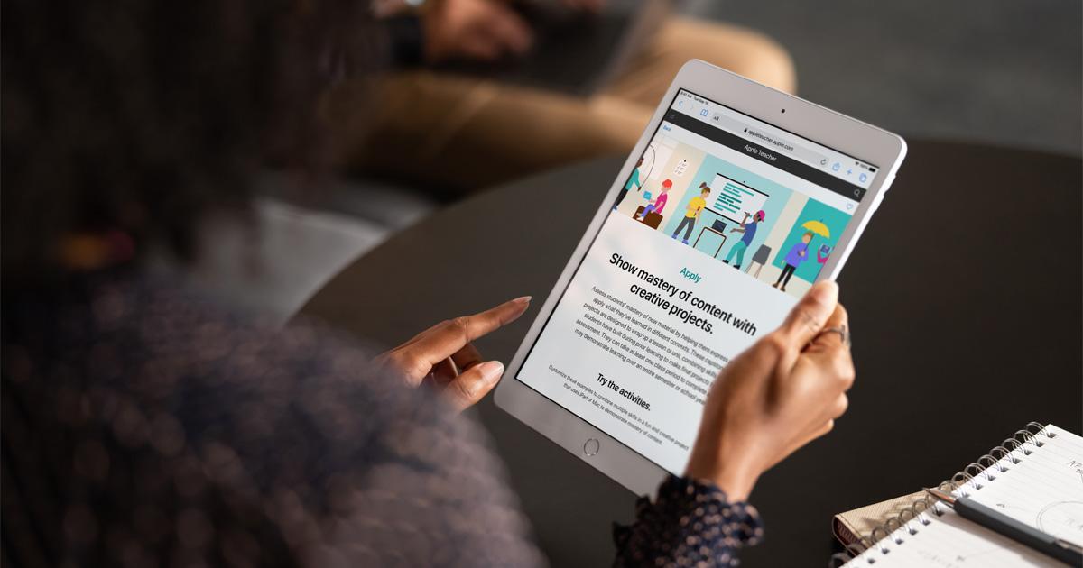 Apple erweitert kostenloses professionelles Lernen, um Lehrer:innen bei der Förderung von Kreativität zu unterstützen