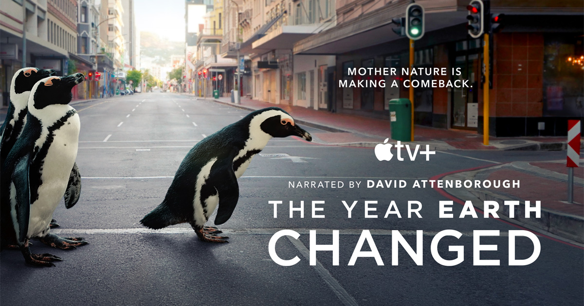 "Apple TV+ debuts ""The Year Earth Changed"" to herald Earth ..."