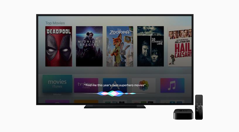 Apple Tv Gets New Siri Capabilities And Single Sign On Apple