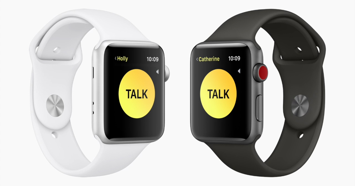 Aggiungere sfondi apple watch