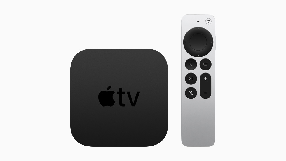 apple stock news new Apple TV