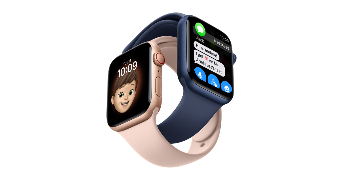 Apple extends the Apple Watch experience to the entire family - Apple (BG)