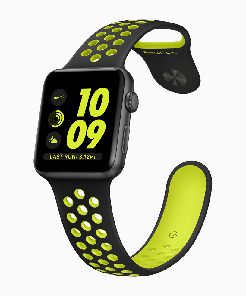 official photos wide varieties official store Apple Watch Nike+, the perfect running partner, arrives ...