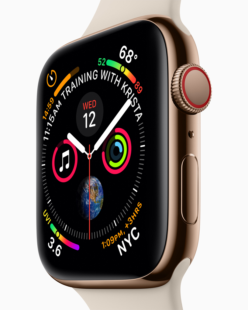 nuovi quadranti apple watch