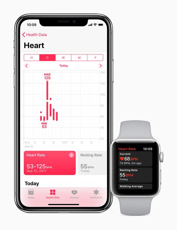 f96e8b2b711 O app Batimentos traz acompanhamento mais detalhado da frequência cardíaca.
