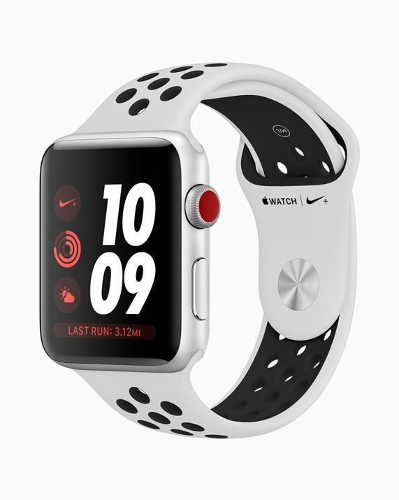 2719e526bae Apple Watch Series 3 traz rede celular integrada e muito mais ...