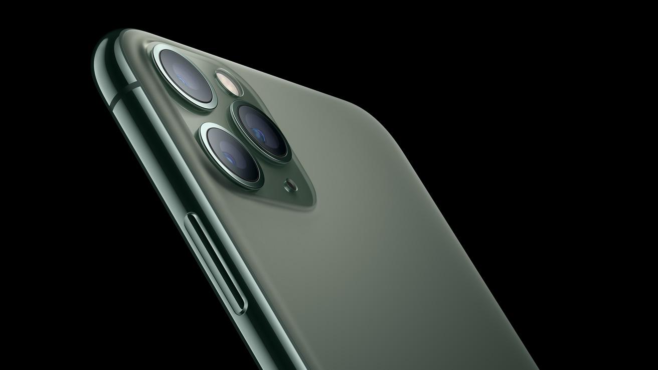 iPhone 11 Pro y iPhone 11 Pro Max: los smartphones más potentes y avanzados  - Apple (ES)