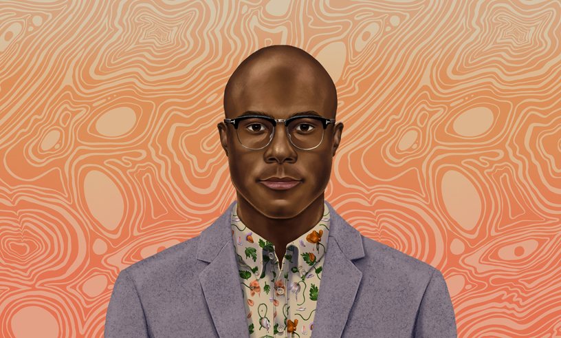 Illustration af Barry Jenkins.