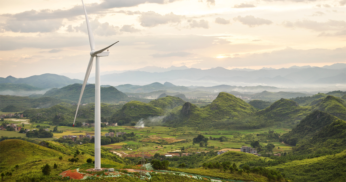 photo of Apple-launched China Clean Energy Fund invests in three wind farms image