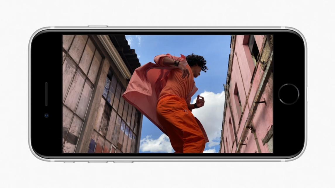 Hình ảnh từ iPhone SE 2020