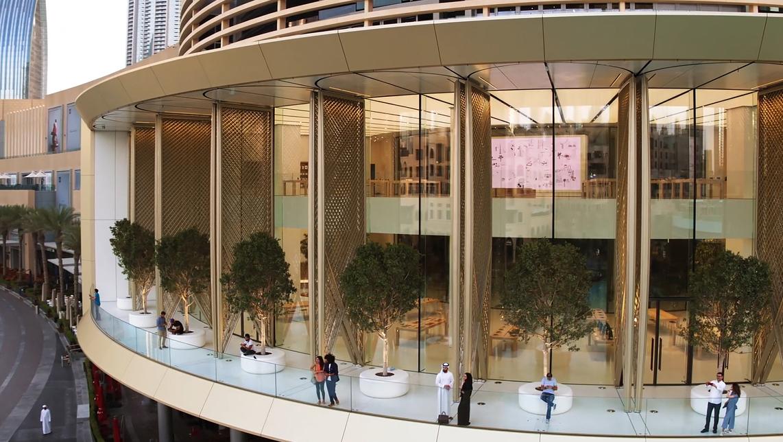 Αποτέλεσμα εικόνας για apple dubai mall