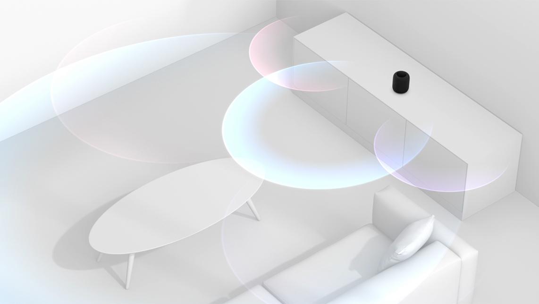 Kết quả hình ảnh cho HomePod