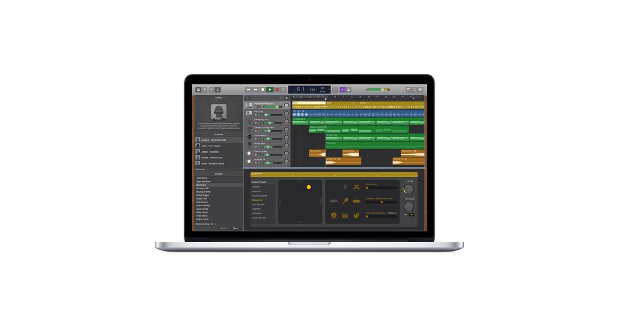 Garageband Version For Mac 10.7.5