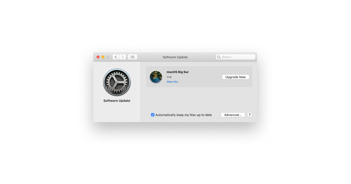 macOS - How to Upgrade - Apple (SG)