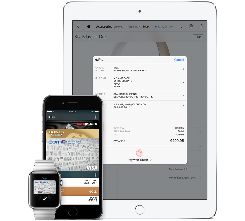 Apple Pay – Apple Support