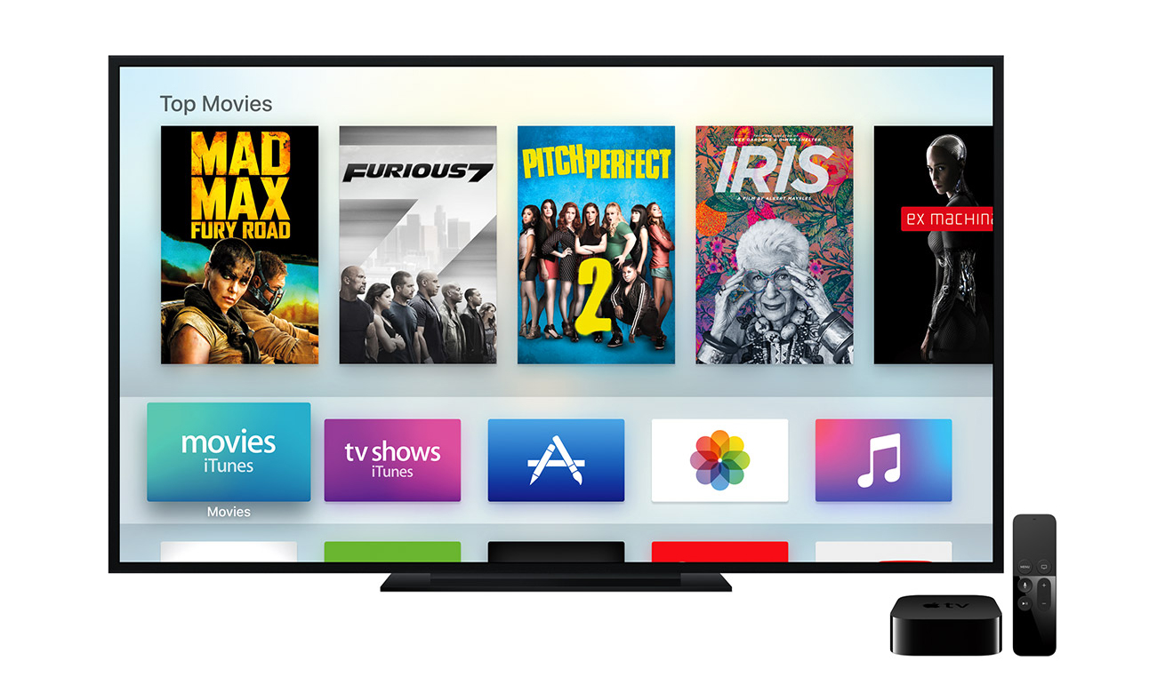 apple tv 4 user guide pdf