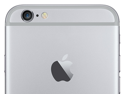 iSight-Kamera des iPhone 6 Plus