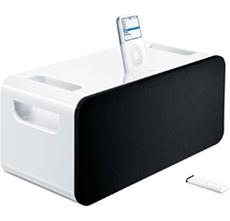 Système haut-parleur iPod HIFI d'Apple