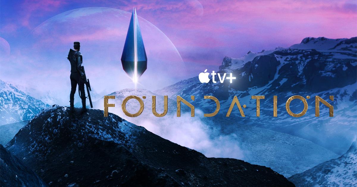 "Apple TV+ releases sneak peek at ""Foundation,"" premiering September 24 - Apple  TV+ Press"